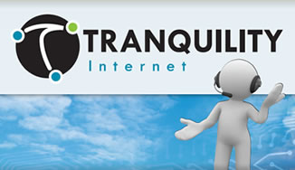 Tranquility Internet, Our Sister Internet Company