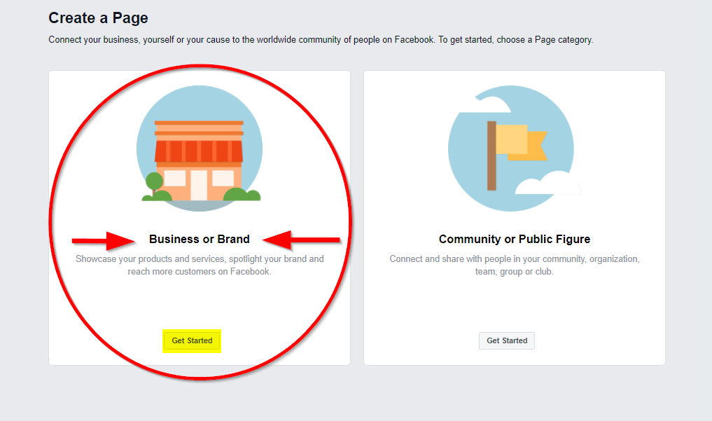 How to Setup Your Business Facebook Page | MayeCreate Design