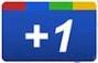 Google +1 Icon