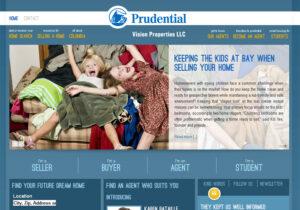 Prudential Vision Properties New Website