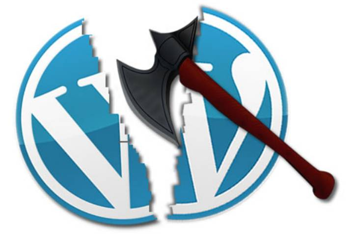 Evil people create step by step instructions regarding how to hack a WordPress site.