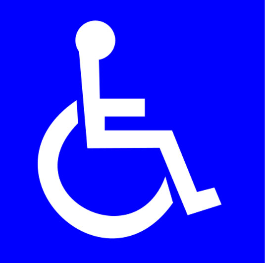 Old Handicap Symbol