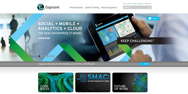 Website_Cognizant