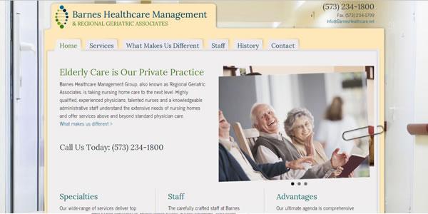 barnes-healthcare-management