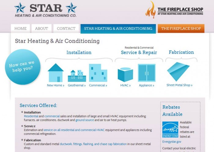 Star Heating and Air Conditioning