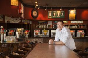 Alan Dodds, owner of Tropical Liqueurs
