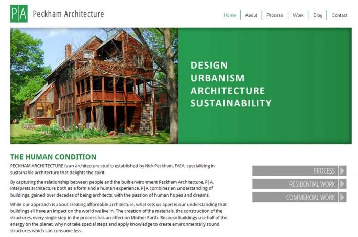 Peckham Architecture