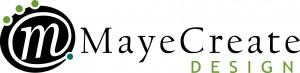 MayeCreate Design Logo