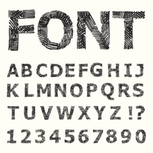 Find Your Font Photo