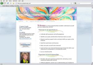 Linda Johnson Website