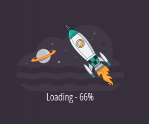 Alstercloud Loading Page