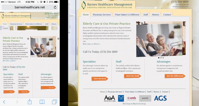 Barnes Healtcare Management