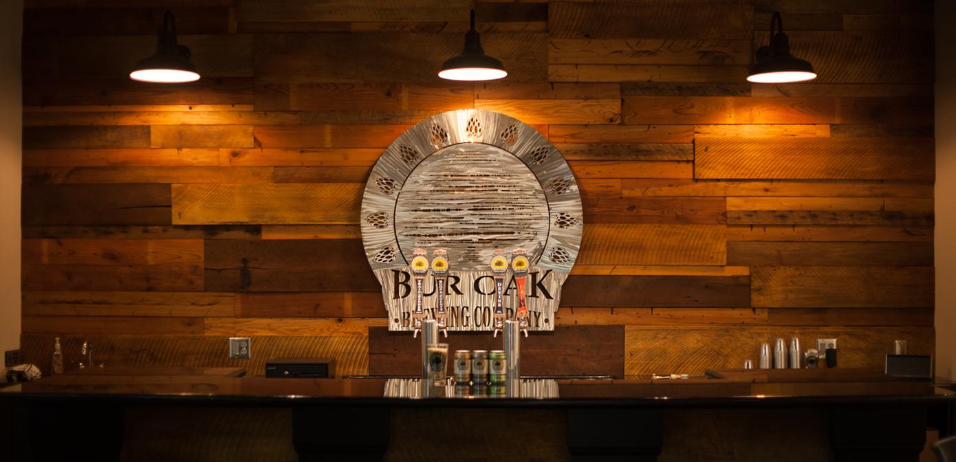 Bur Oak Brewery Tasting Room