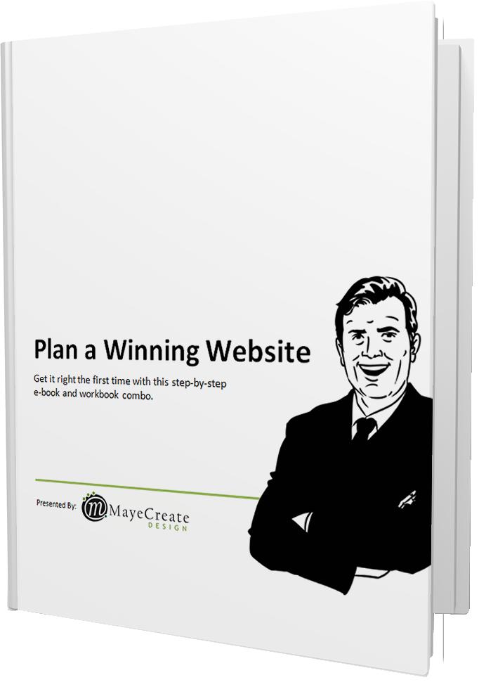 Plan a Winning Website