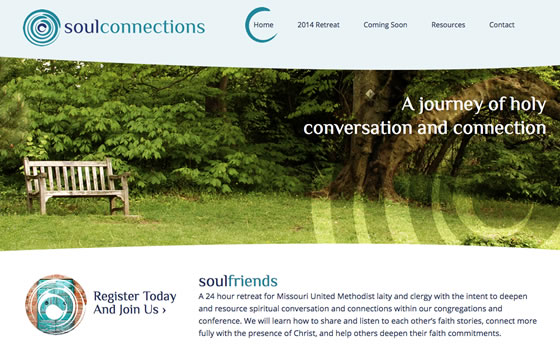 Soul Connections Website