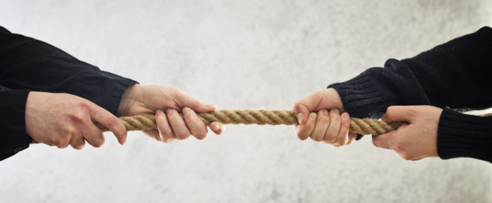 Avoid a tug of war between designers