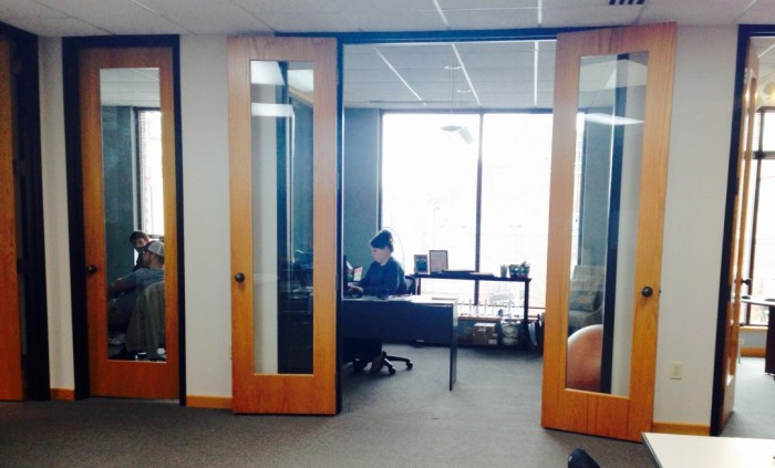 MayeCreate's New Office
