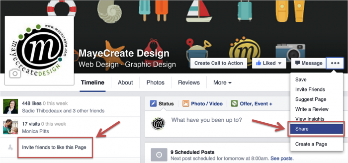 Build a Following on Facebook