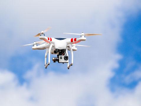 propeller drone