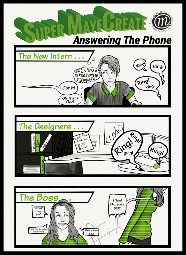 Phone Comic (Medium)