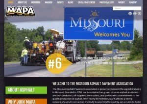Missouri Asphalt Paving Association represents the asphalt industry in Missouri.