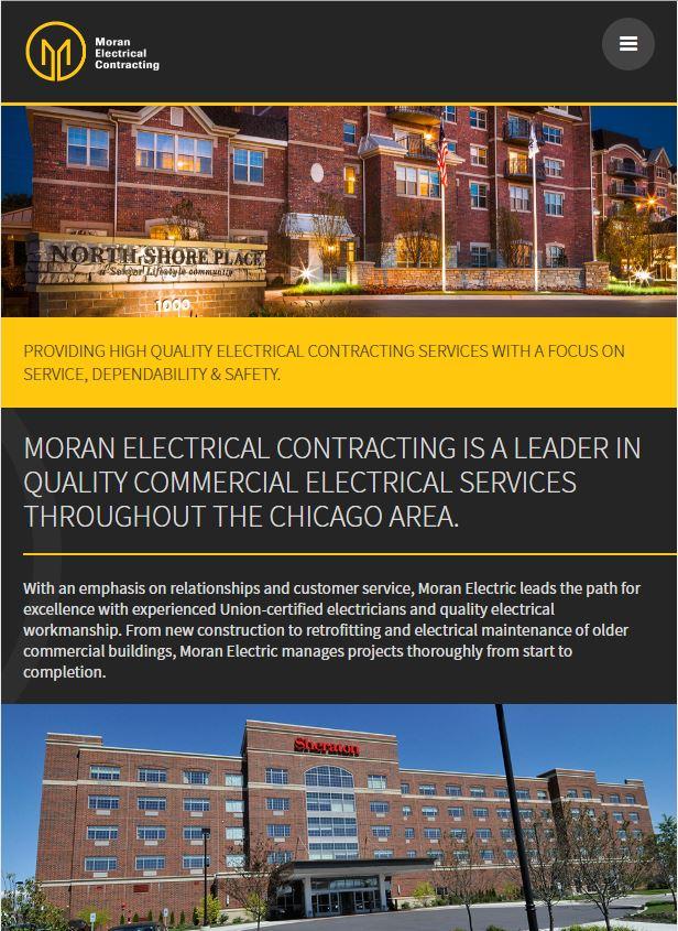 electricians websites