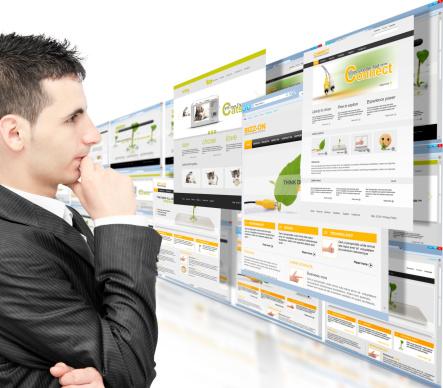 Custom Web Design Vs Website Template Mayecreate Design