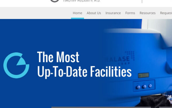 Restoration Eye Care's New Visually Stunning Website
