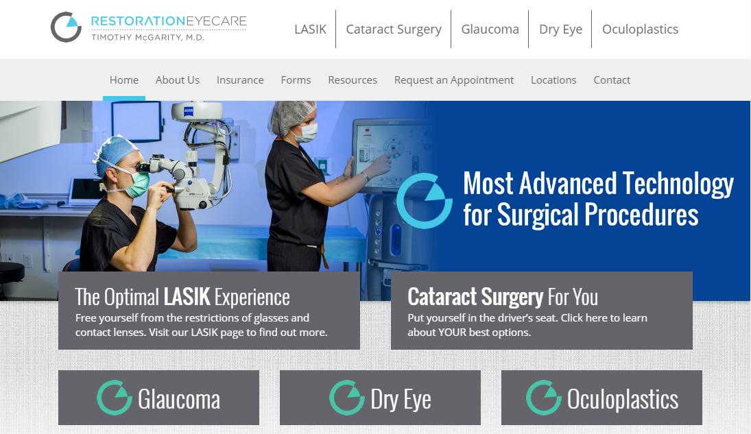 Restoration Eyecare