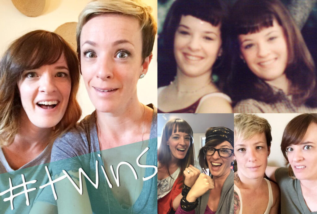 Katie Guinn & Identical Twin | Meet Katie! | MayeCreate Design