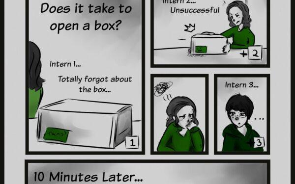 Creative Comics: How Many Interns…