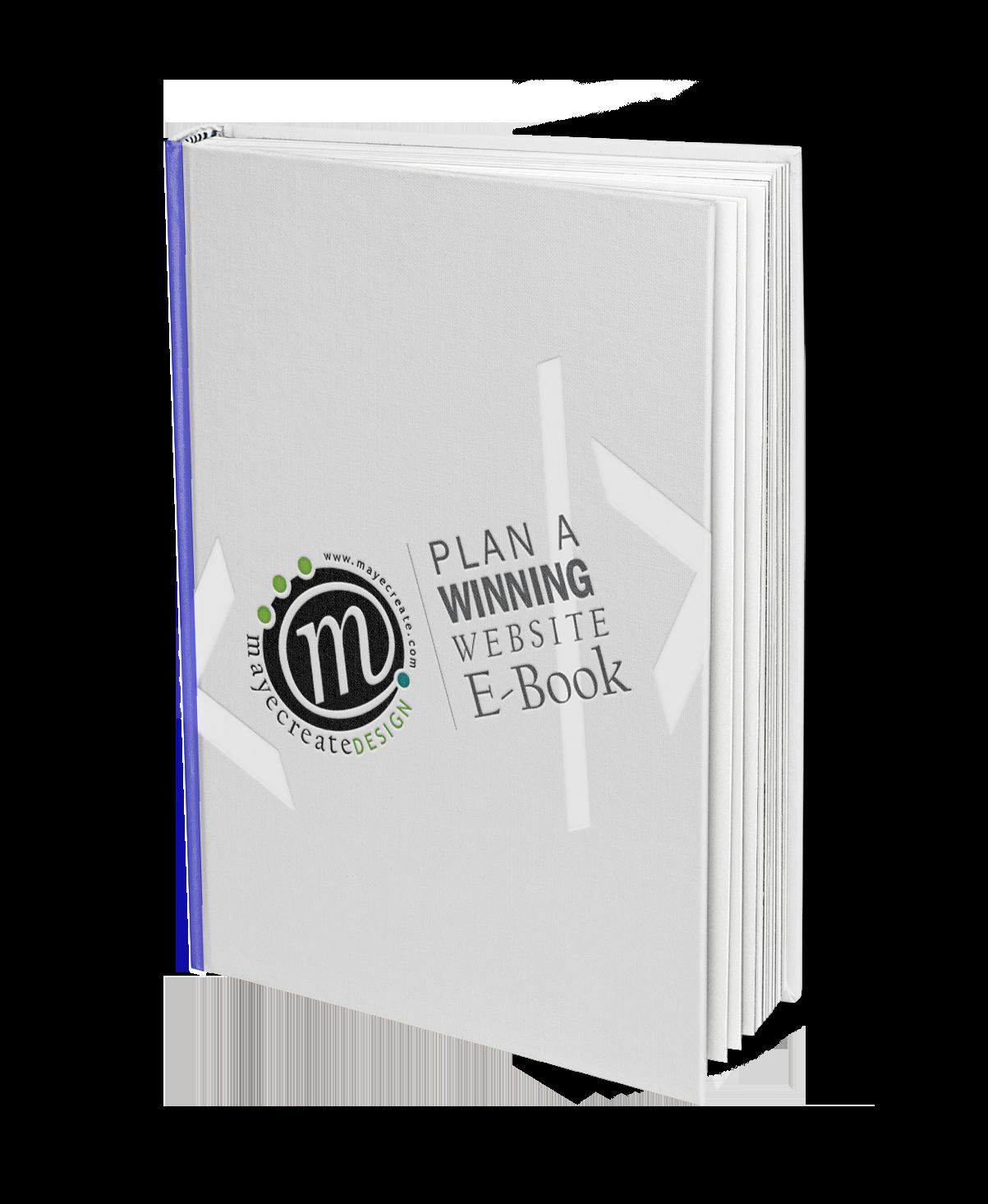 Plan a Winning Website E-Book