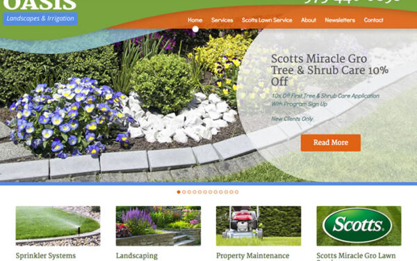 Oasis Landscapes Makes Your Yard Awesome