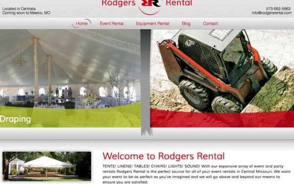 Rodgers Rental Has a New Home