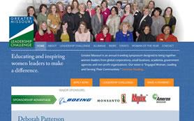 Greater Missouri Women get a Great Website Update.