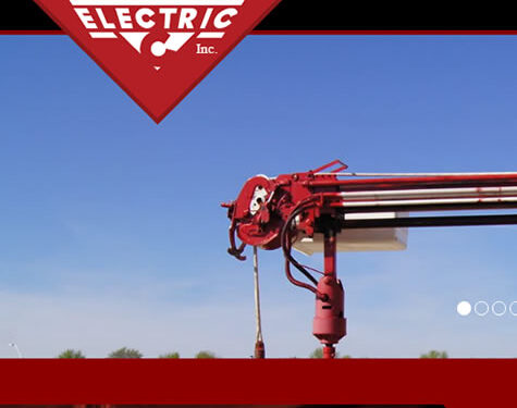 Coastal Electric has a newly re-wired website!
