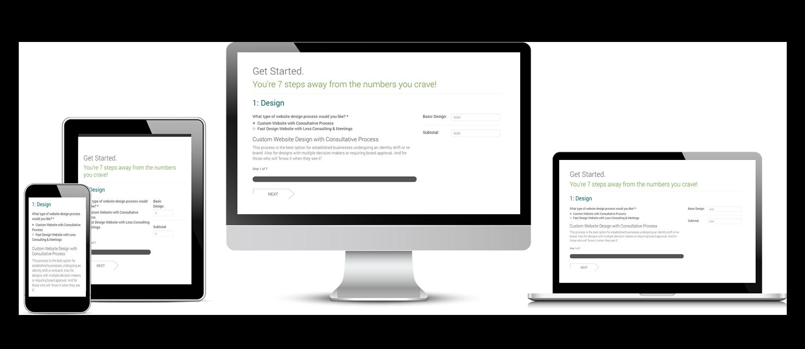 How To Quote A Website Website Quote Generator  Mayecreate Design
