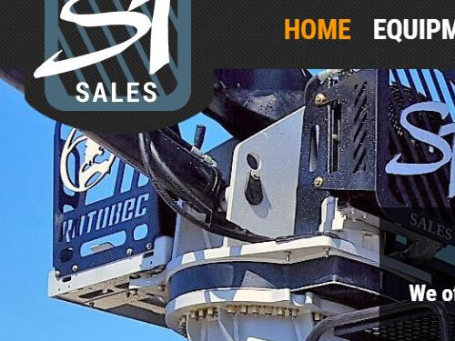 ST Sales drives home a new webpage!