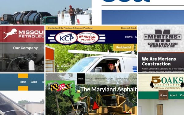 Making a Website Portfolio for Your Construction Company: Things to Consider