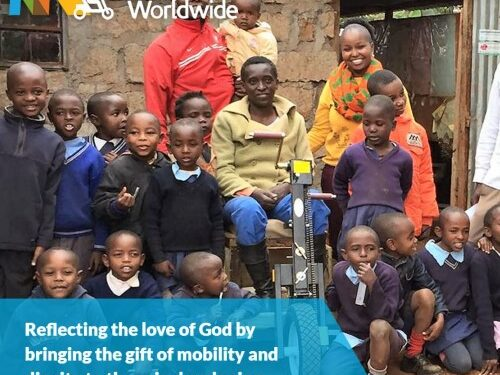Mobility Worldwide receives the gift of online mobility with an inspiring new website!