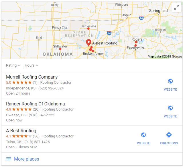 Types Of Google Search Listings Mayecreate Design