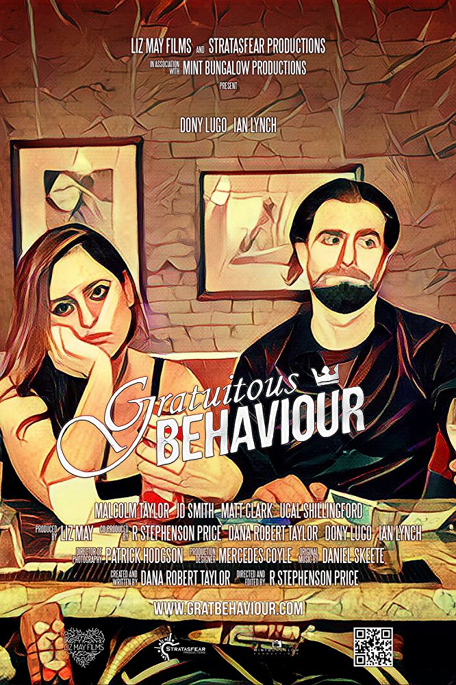 Gratuitous Behaviour - written by Dana Taylor