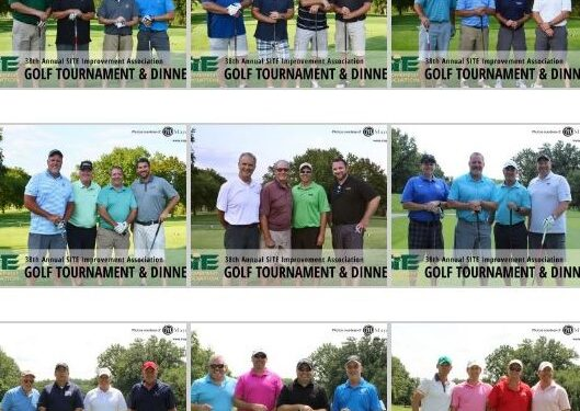 SITE Golf Tournament Group Photos – August 19, 2019
