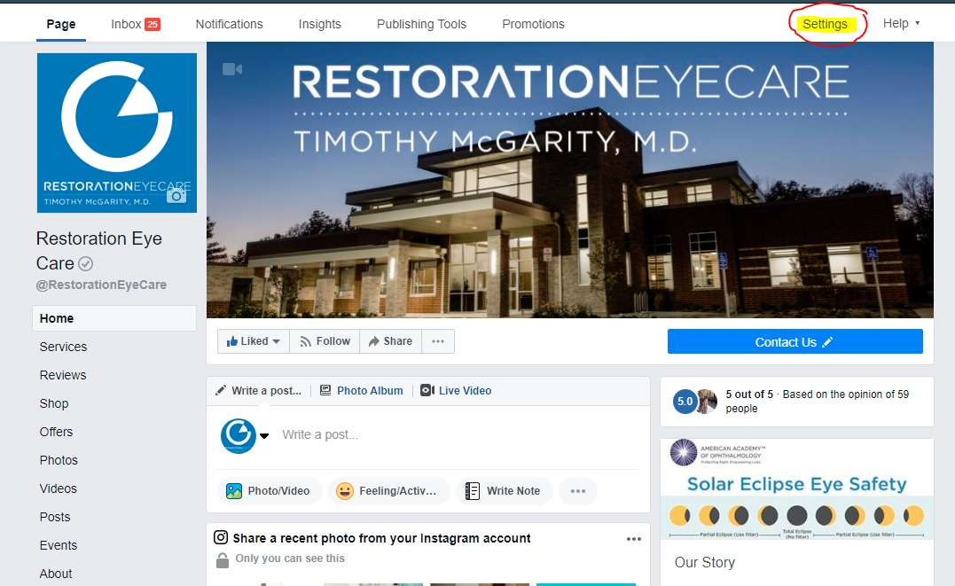 MayeCreate Answers: Facebook Business Pages Redesign