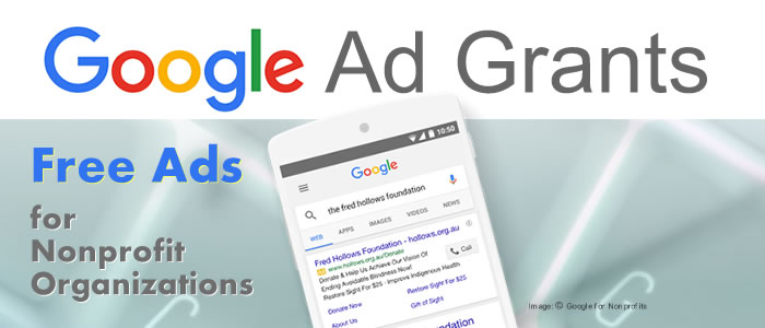 5 Ways to Effectively Market a Non-Profit With Limited Funds: Start the Google Ad Grants Process