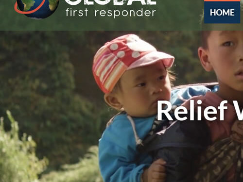 Global First Responder: Listening to the World… Responding with an Engaging New Website (and So Much More)