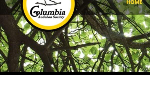 Columbia Audubon Society's online habitat has been fully restored!