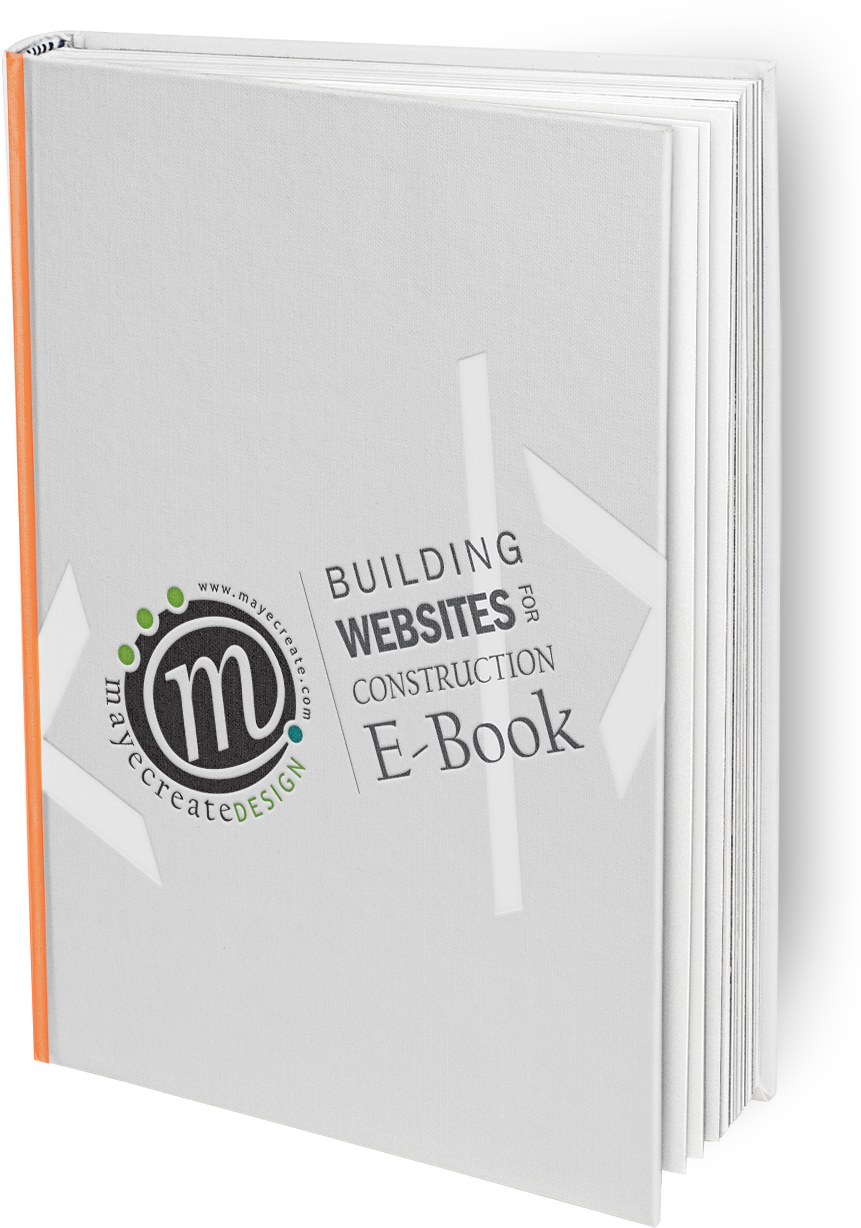 Building Websites for Construction E-Book