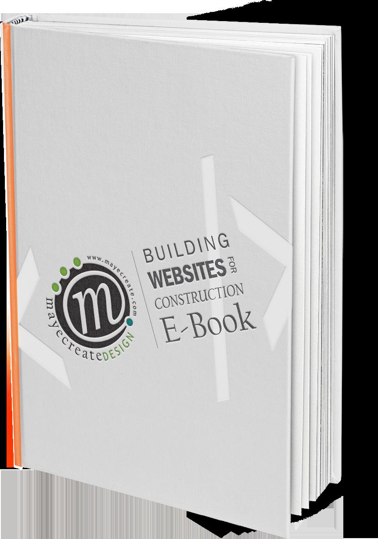 Building Websites for Construction E-Book