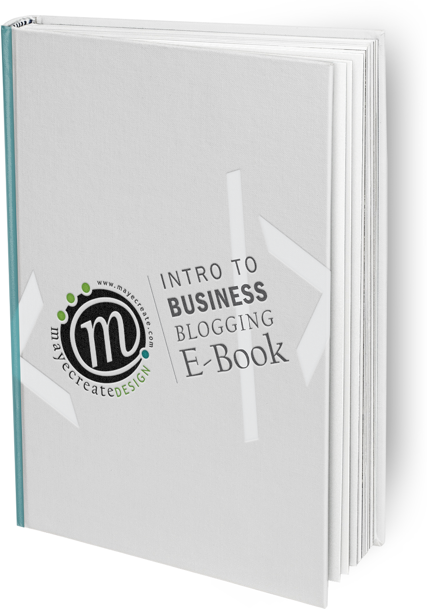 Intro to Business Blogging E-Book